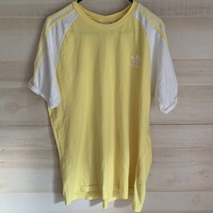 Adidas 3 stripes ringer t-shirt sz xl for Sale in Ithaca, NY