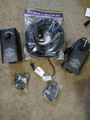 Fog machines for Sale in Trenton, MI