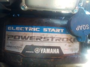 Pressure washer electric start for Sale in Hermiston, OR