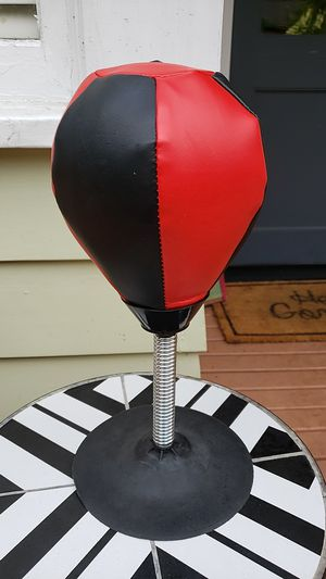 Table top punching speed bag for Sale in Seattle, WA