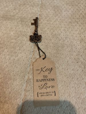 Wedding favors- key bottle opener have 45 of them. for Sale in East Windsor, CT