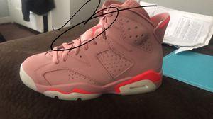 aleali may x air jordan 6 millennial pink size 6.5 for Sale in Washington, DC