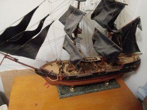 Model pirate sailboat - ship for Sale in Vallejo, CA