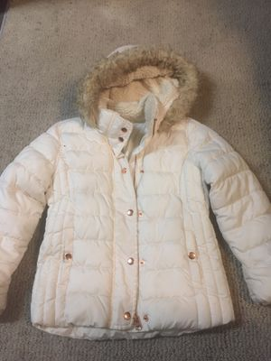 Old navy frost free puffer jacket girls M (8) for Sale in West Covina, CA