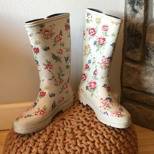 Women's Floral Rainboots by Cath Kidston for Sale in Aurora, CO