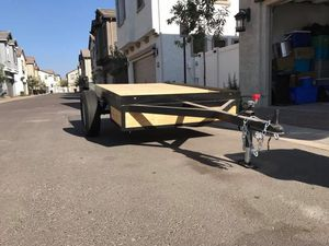 Custom *New* flatbed TRAILER/ teardrop trailer project for Sale in Mesa, AZ