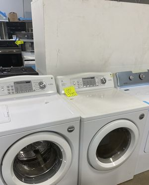 LG Gas Washer/Dryer Set #110 for Sale in South Farmingdale, NY