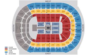 WWE RAW TICKET for Sale in Clearwater, FL