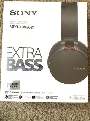 Sony headphones for Sale in Charlotte, NC