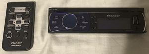 BRAND NEW NEVER USED DETACHABLE PIONEER CD RECIEVER/HD SATELLITE RADIO/ USB for Sale in Houston, TX