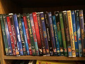 Disney/Misc . Kids DVDs for Sale in Covington, WA