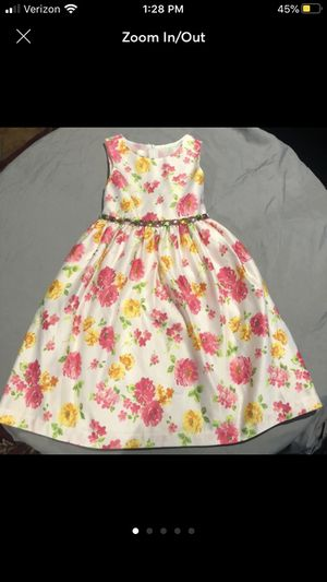 Girls Flower Dress for Sale in Wheaton, IL