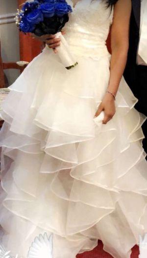 Wedding Dress two piece for Sale in Bergenfield, NJ
