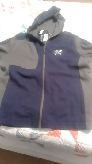 Columbus Blue Jackets Zip up hoodie for Sale in Grove City, OH