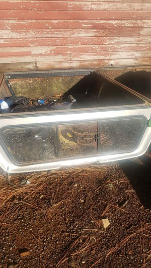 Truck bed camper shell for Sale in Stirling City, CA