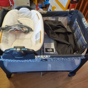 Baby Infant Items Lot. Gate, Sleeper, Stroller, Pack & Play for Sale in Attleboro, MA