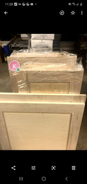 Cabinet Doors (Custom made; several sized; price varies) for Sale in New Haven, IN