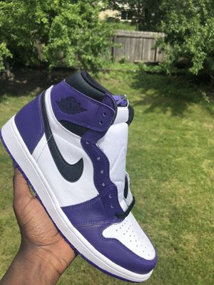"Jordan 1 ""Court Purple 2.0"" for Sale in Rochester, MN"
