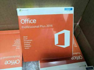 Microsoft Office 2016 For Mac and Windows for Sale in Miami Gardens, FL