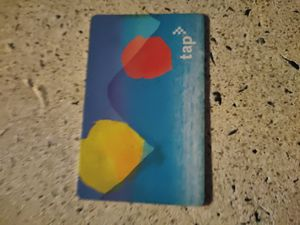 Tap card with $281 stored credit $100 or will trade for some good weed no swagg for Sale in Long Beach, CA