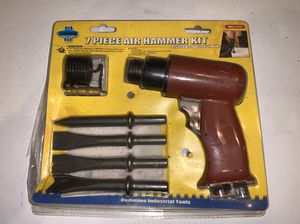 Cummins 7 pcs Air Hammer Set for Sale in Freehold, NJ