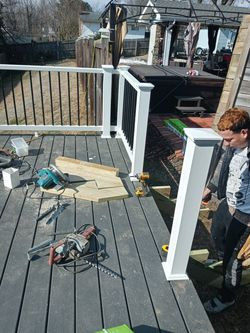 DECK DONE RIGHT for Sale in Clinton,  MD