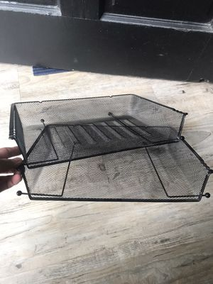 Paper storage rack for Sale in Tampa, FL