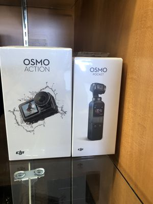 Dji Osmo Action Camera Easy Payment Plan for Sale in Cypress, CA