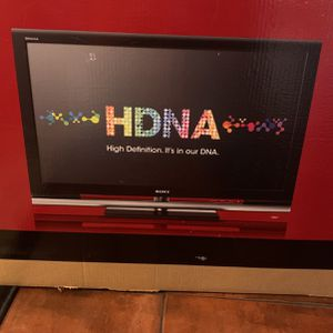 """Sony Bravia 1080 LCD HDTV 42 """" for Sale in Island Lake, IL"""