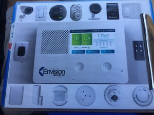 Envision security system for Sale in Glendale, AZ