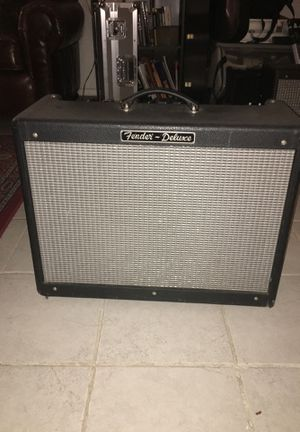 Fender Deluxe 40W Tube Guitar Amp for Sale in Santa Monica, CA