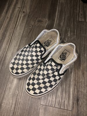 vans (size 6) for Sale in Houston, TX