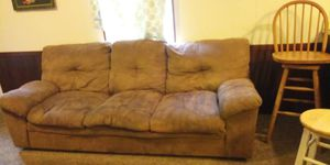 Tan Couch for Sale in Macon, GA