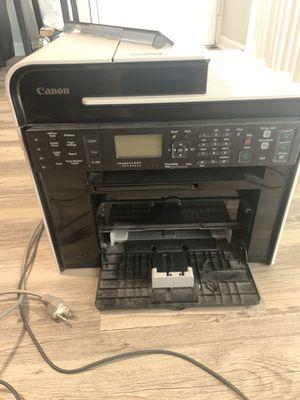Canon laser imageClass MF4890dw Wireless monochrome printer for Sale in Miami, FL
