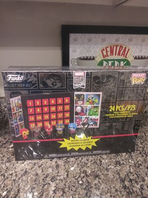 MARVEL: advent calendar for Sale in Germantown, MD
