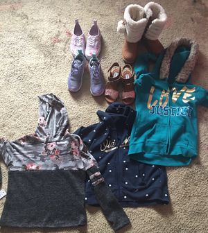 Kids sweaters and shoes for Sale in Navasota, TX