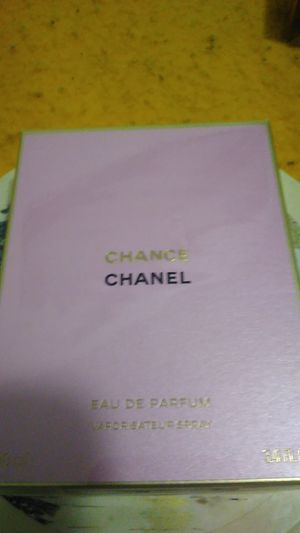 Chance Chanel perfume for Sale in Tacoma, WA