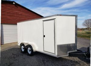 ENCLOSED CARGO 7x14 for Sale in Boston, MA