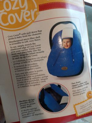Carseat/stroller cover. for Sale in Zanesville, OH