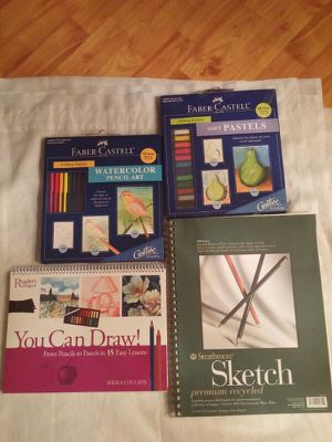 Used, Drawing/ Sketching Set for Sale for sale  Queens, NY