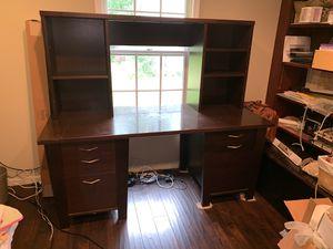 Desk with Hutch for Sale in Lovettsville, VA
