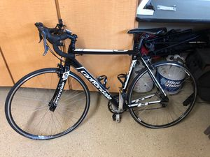 Cannondale Road Bike - 48 or 51 Frame - Almost new. for Sale in Tustin, CA