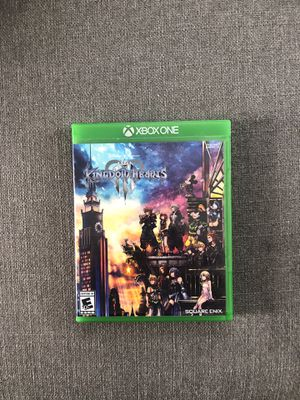 Kingdom Hearts 3 XBOX One for Sale in San Leandro, CA