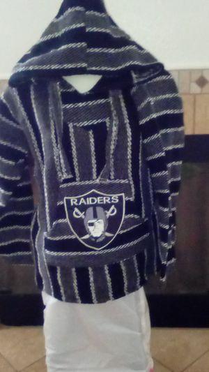 Raiders sweater new for Sale in Rialto, CA