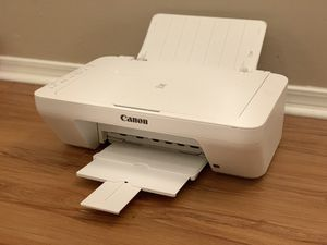 Canon PIXMA MG2522 Print-Copy-Scan for Sale in Dallas, TX