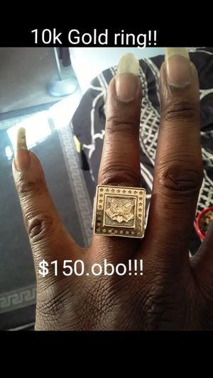 10k authentic gold ring for Sale in Baltimore, MD