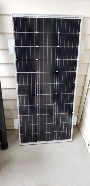 Renology 100w solar panel kit for Sale in Kennewick, WA