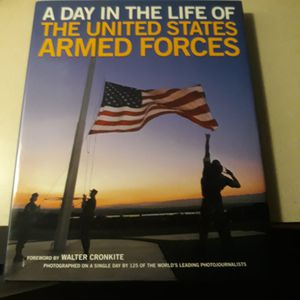 Great American Armed Forces Book for Sale in Burbank, CA