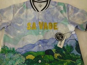 As1 Savage jersey size large and Xl for Sale in Tampa, FL