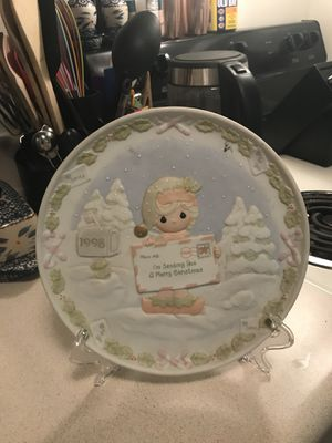 Precious Moments Dated Plate for Sale in Catonsville, MD
